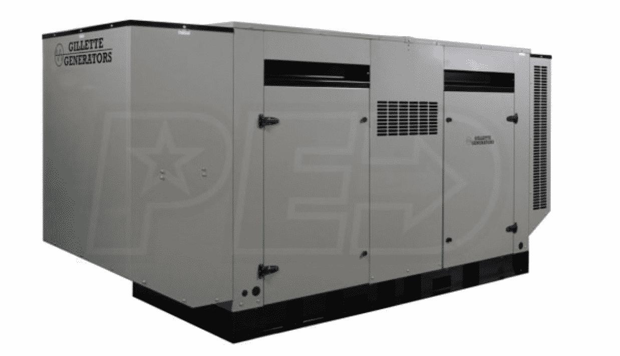 Gillette Commercial Generator