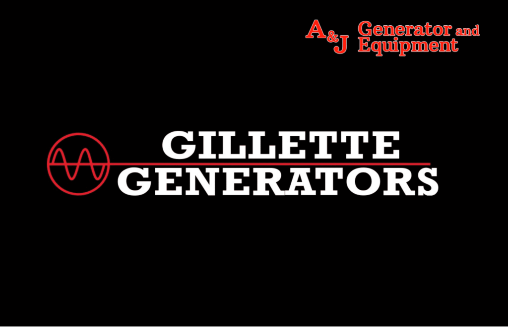A&J Generators and Gillette Commercial Generators