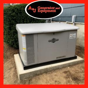 briggs & stratton residential generator install 3