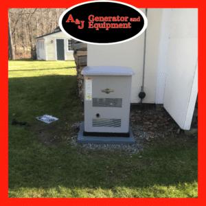 briggs & stratton residential generator install 16