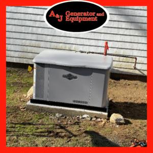 briggs & stratton residential generator install 11