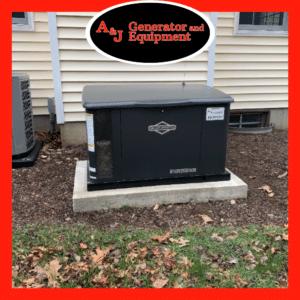 briggs & stratton residential generator install 10