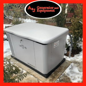 briggs & stratton residential generator install 9