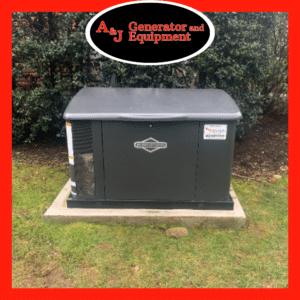 briggs & stratton residential generator install 8