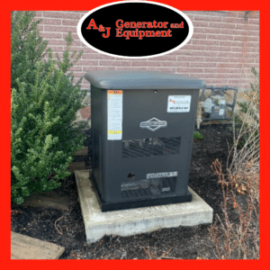 briggs & stratton residential generator install 6