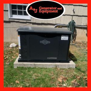 briggs & stratton residential generator install 5