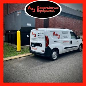Generac Commercial Install