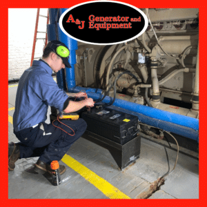 blue star generator install