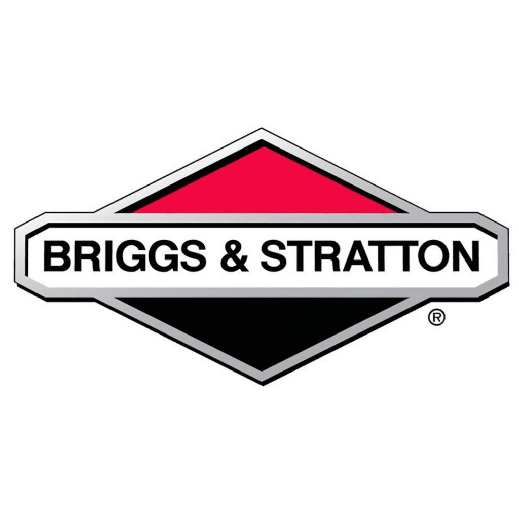 Briggs & Stratton Logo - White