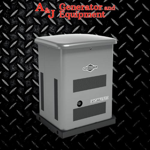 Briggs and Stratton 12 kW1 Standby Generator (1)