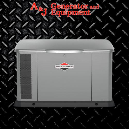 Briggs and Stratton 20 kW1 Standby Generator.