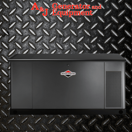 Briggs and Stratton commercial 200 kW1 Standby Generator.