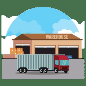 warehouse large business
