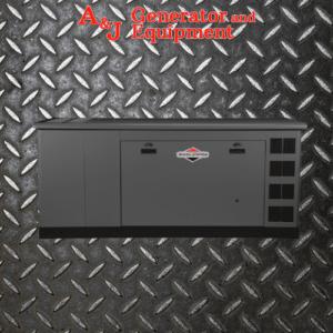 Briggs and Stratton 48 kW1 standby generator