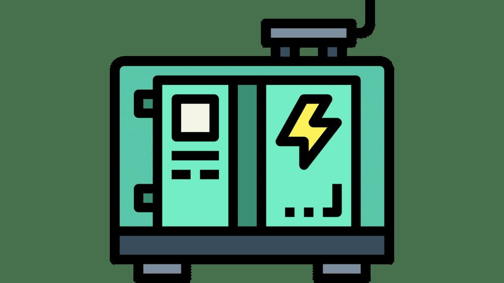 generator graphic