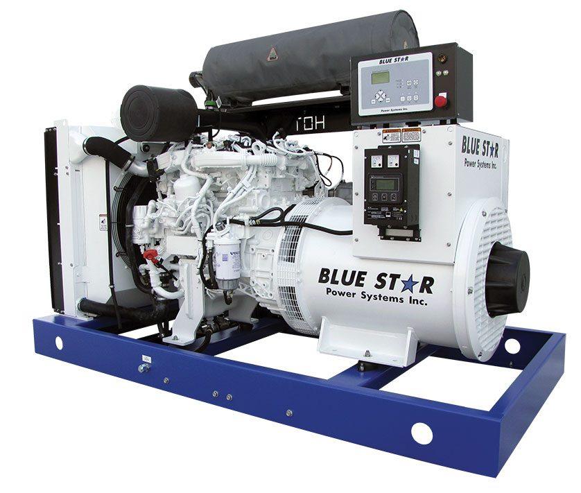 blue star diesel generator